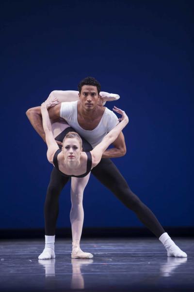 Agon George Balanchine Pacific Northwest Ballet