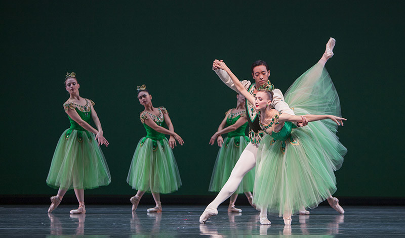 Resultado de imagem para jewels ballet