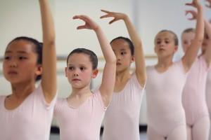 Level 1 Dancers © Lindsay Thomas