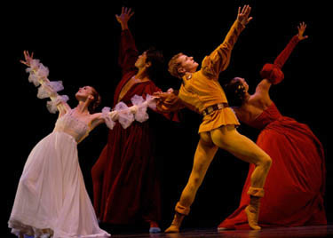 The Moor's Pavane - Pacific Northwest Ballet