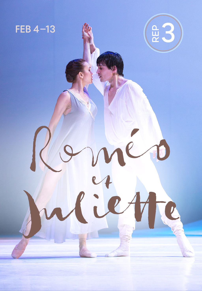 Rep 3: Romeo et Juliette February 2022