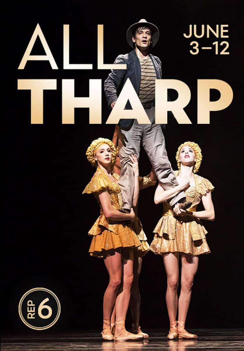 Rep 6: All Tharp June 2022