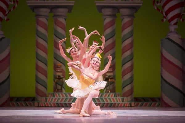 Marzipan. George Balanchine's The Nutcracker®, choreography by George Balanchine © The George Balanchine Trust. Photo © Angela Sterling.