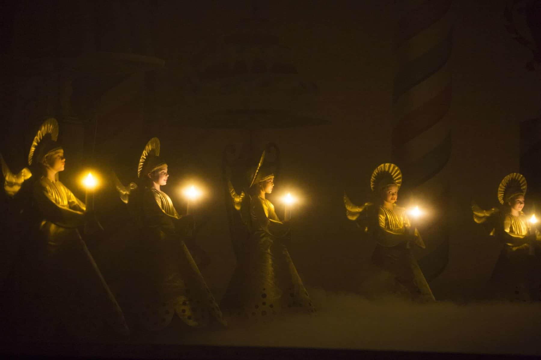Angels. George Balanchine's The Nutcracker®, choreography by George Balanchine © The George Balanchine Trust. Photo © Angela Sterling.