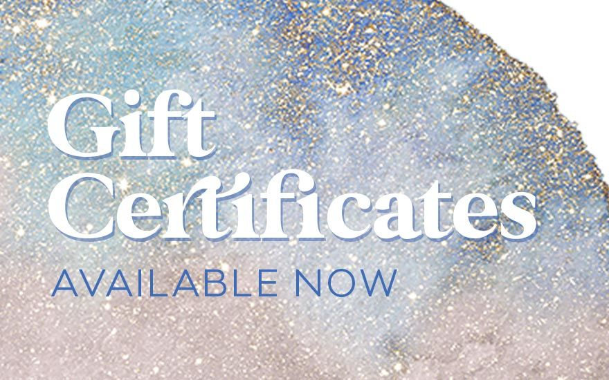Purchase gift certificates online for PNB. Click here.