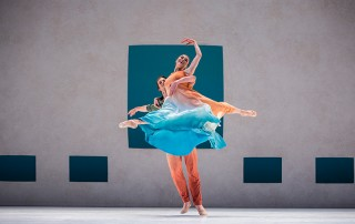 HER STORY celebrates 3 female choreographers' work including Twyla Tharp, Jessica Lang, and one Pacific Northwest Ballet premiere by Crystal Pite!