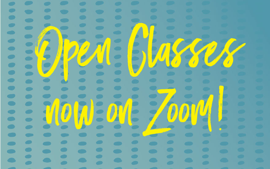 PNB Open Ballet Classes are now online via Zoom! Click here for more info.