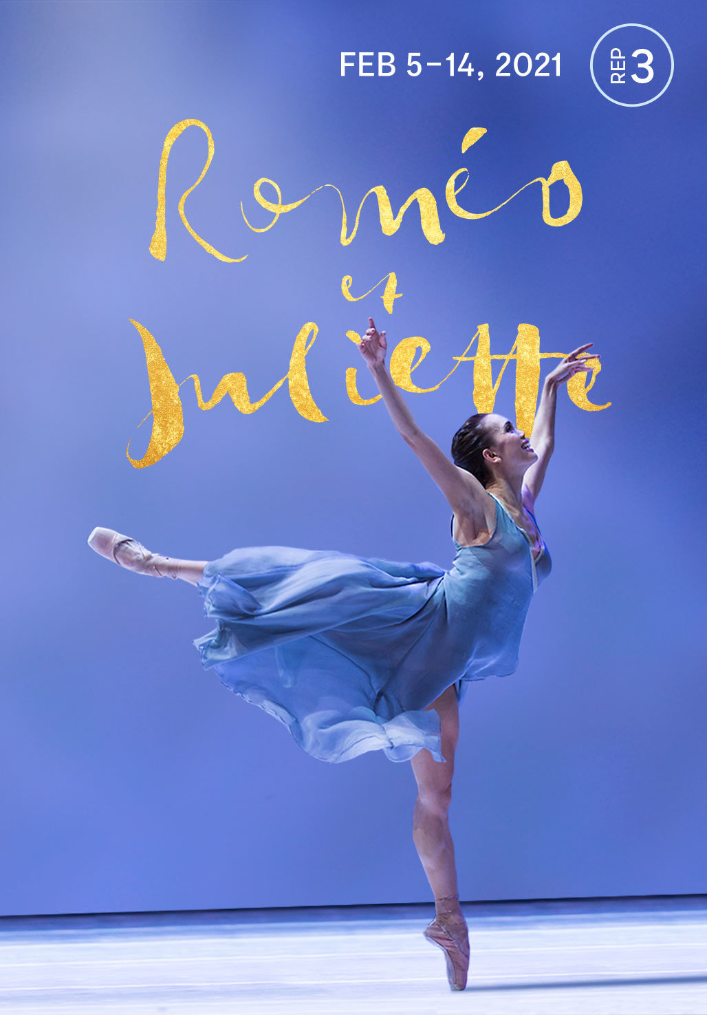 Romeo et Juliette. February 5 - 14, 2021 at Pacific Northwest Ballet. Jean-Christophe Maillot infuses Shakespeare's classic Romeo and Juliet with intoxicating emotion and beauty. Rediscover the fragility and volatility of youth in this cinematic tale of first love.
